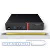 ПК Lenovo ThinkCentre M600 TINY slim P J3710 (1.6)/4Gb/500Gb 7.2k/HDG405/noOS/GbitEth/WiFi/BT/клавиатура/мышь/черный